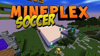 Футбол в Minecraft - Тя е по-добрата!