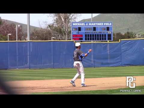 2019 3B Keoni Cavaco, Eastlake HS, San Diego State Signee