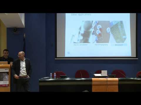 Medical Wearable Technologies: from smart textile - Agustín Macià-Barber, CTO & Founder Nuubo