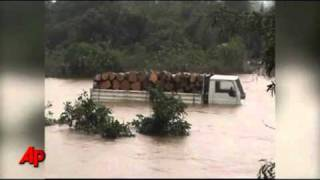 Raw Video: Sri Lanka Hit by Deadly Flooding