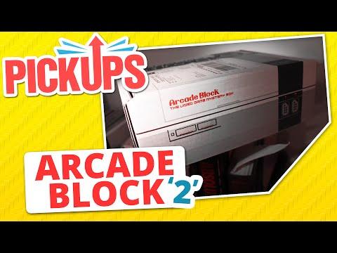 Arcade Block 2 - Pickups - Rerez