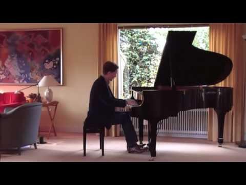 "From ""The Pianist"": Chopin Ballade no. 1 op. 23 in G minor (Michiel Roosen)"