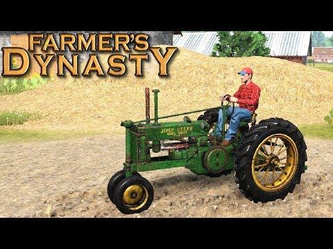 Farmer's Dynasty [BETA] - symulator życia na wsi | #1