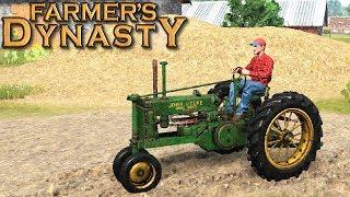 farmer s dynasty beta symulator życia na wsi   1