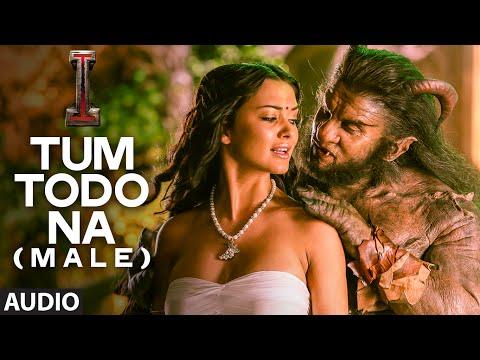 'Tum Todo Na (Male)' FULL AUDIO Song 'I' | Aascar Films | A. R. Rahman | Shankar, Chiyaan Vikram