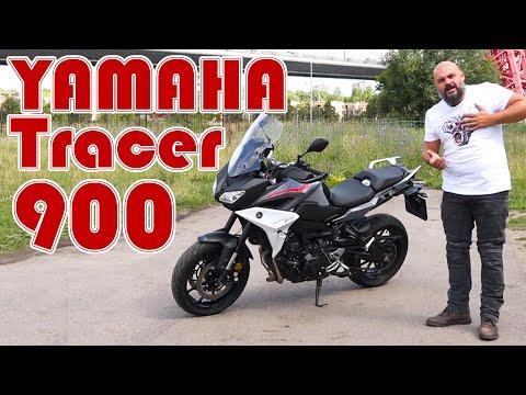 YAMAHA TRACER 900: как Qashkai или Creta, только мотоцикл? #МОТОЗОНА №64