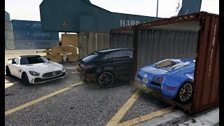 LUXURY & EXOTICS CARS IMPORT IN LOS SANTOS | GTA 5
