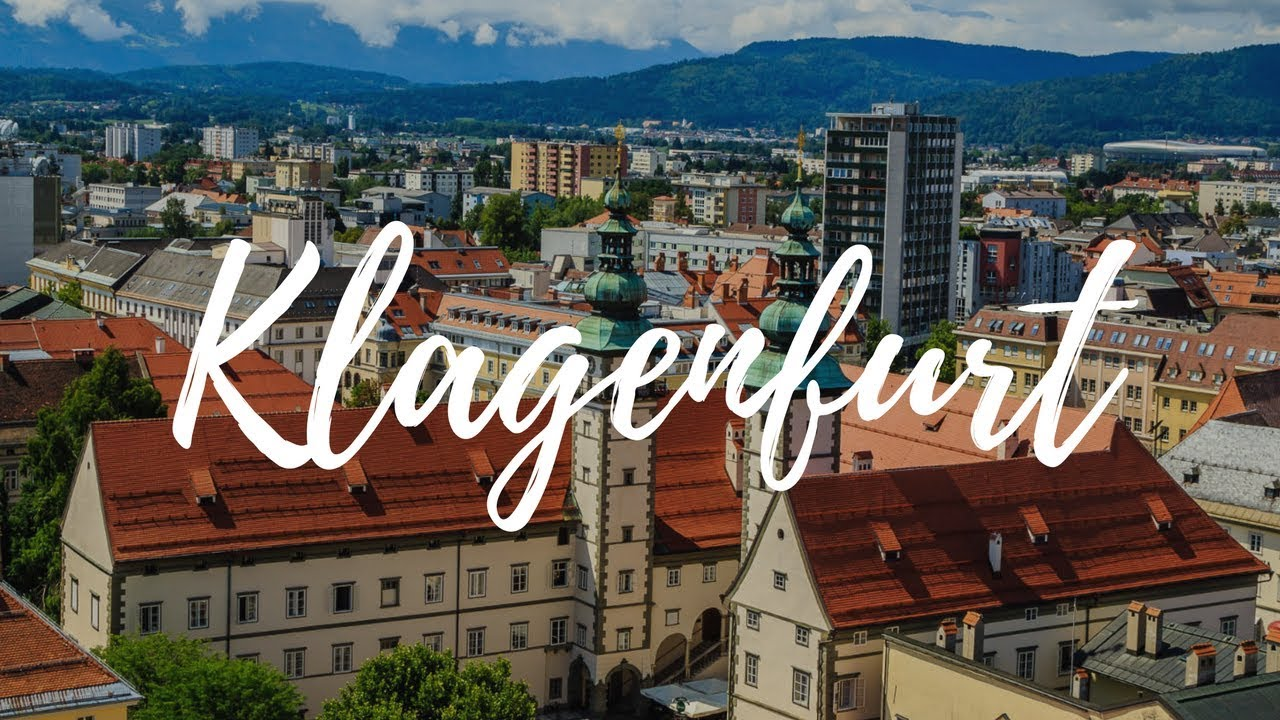 Klagenfurt Austria Travel Guide Around The World Youtube