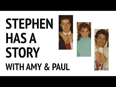 Stephen Has A Story: Walking In On Amy & Paul