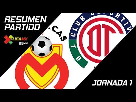 Resumen y Gol | Toluca vs América | Liga BBVA MX - Apertura 2019 - Jornada 4 from YouTube · Duration:  4 minutes 13 seconds