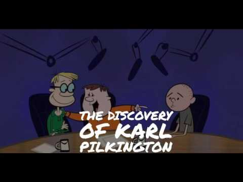 The Discovery of Karl Pilkington by Ricky Gervais & Stephen