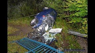 T / KU | schwerer Verkehrsunfall auf der B172 in Rettenschöss
