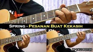 Baixar Spring - Pesanan Buat Kekasih (Instrumental/Full Acoustic/Guitar Cover)