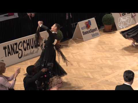 Stalder - Dreier, SUI | 2014 World STD R1 W | DanceSport Total