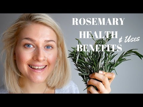 BEST HEALTH BENEFITS OF ROSEMARY HERB AND HOW TO USE IT