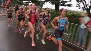 Video 2017 New Plymouth ITU Triathlon World Cup Women's Highlights download MP3, 3GP, MP4, WEBM, AVI, FLV Oktober 2018