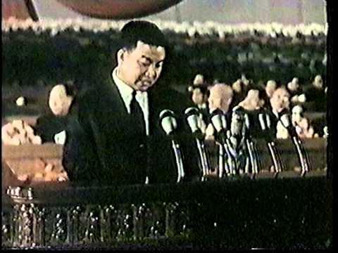 NORODOM SIHANOUK STATE VISIT TO CHINA 14 DEC 1960 - PART 2