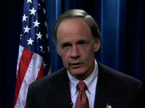Senator Tom Carper Comments on Energy Independence Act
