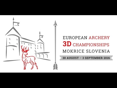 European 3D Championships - Individual Finals