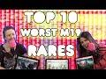 Worst M19 Core Set Rares for Your Sealed Prerelease | Magic the Gathering (MtG)