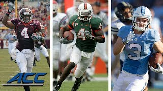 The ACC's Most Feared Return Men Since 1990