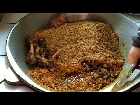 Таджикский ПЛОВ, рецепт приготовления, технология, особенности,лол, TAJIKs' Plov,how To Cook,lol,