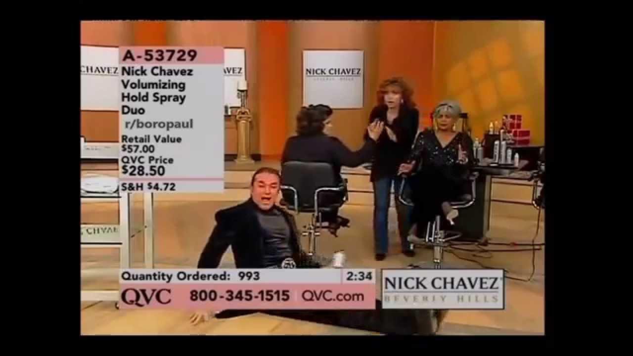 Nick Chavez falls - YouTube