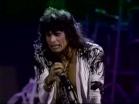 Aerosmith   Love In An Elevator Live From The 1990 MTV VMAs