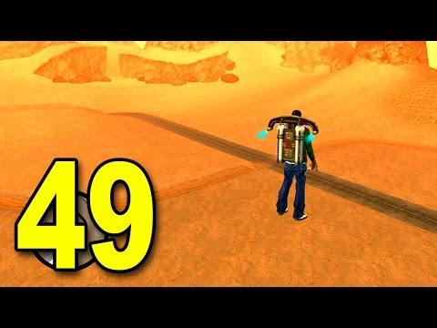 Grand Theft Auto: San Andreas - Part 49 - JETPACK!! (GTA Walkthrough / Gameplay)