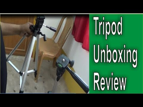 camera tripod   tripod stand   tripod for dslr   unboxing review   flipkart   online sale