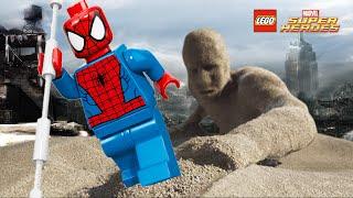 Lego Marvel Super Heroes #2: HOMEM-ARANHA E HOMEM-AREIA
