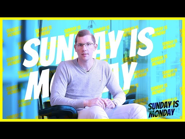 Sunday is Monday – Business-Talk mit Florian Ibe