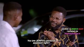Jenifa's diary Season 12| Now on SceneOneTV App and SceneOne.tv|Trailer | Nollywood TV series|