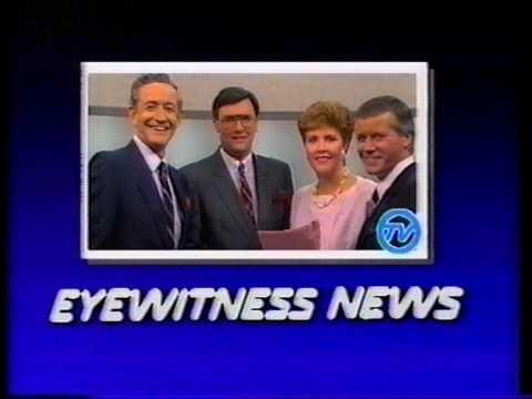 Brisbane TV 1985 - TVO Eyewitness News (Network Ten Australia)