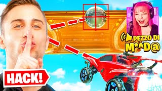 USO AIMBOT per TROLLARE KAAAT su ROCKET LEAGUE (HACK ASSURDE)