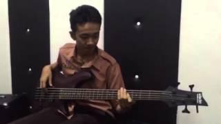 Bass cover Sunset di Tanah Anarki - SID