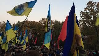 14 Октября отмечается день защитника Украины. (Марш Героїв - Іду на Ви!)