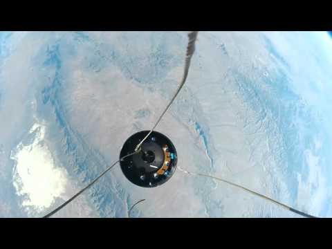 UP Aerospace SL-10 NASA Flight Opportunities Mission