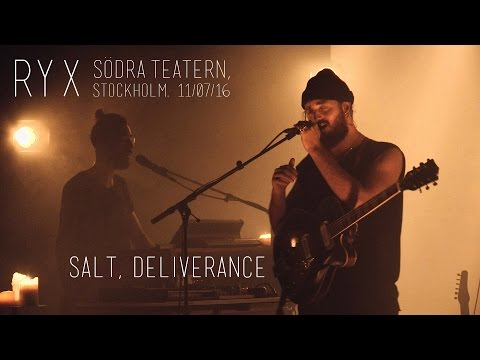 RY X - Salt / Deliverance live at Södra Teatern