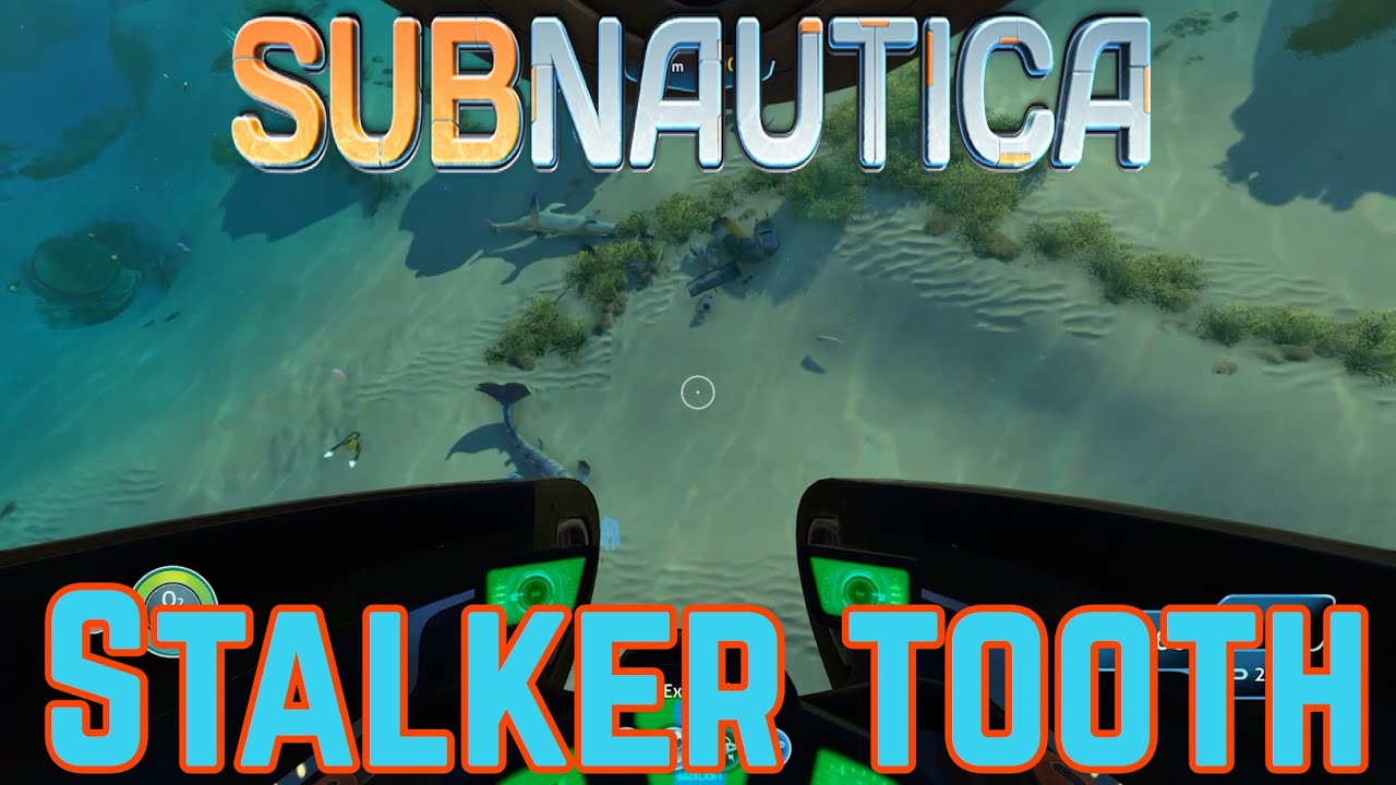 Subnautica Easy Way To Get Stalker Teeth Youtube Subnautica how to find scanner room fragments subnautica is a under water survival game and heres a beginners guide how. subnautica easy way to get stalker teeth