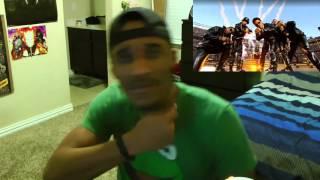 REACTION VIDEO!!! Super Bowl 50 Halftime show..Bruno Mars & Beyonce  KILLED IT!!