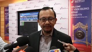 MTDC TT Vision disenaraikan di pasaran LEAP Bernama News