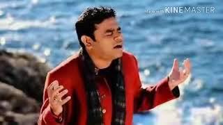 Maa Tujhe Salaam lyrics a r rahaman