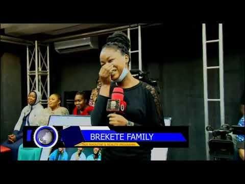 BREKETE FAMILY PROGRAM (OUTSIDE BROADCAST) 18th SEPTEMBER 2020