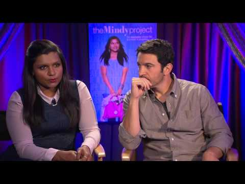 The Mindy Project   with Mindy Kaling and Chris Messina