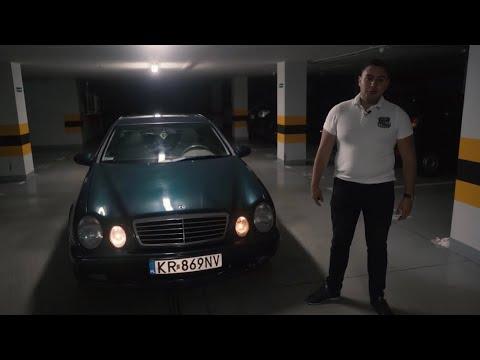 Молодая классика Mercedes CLK