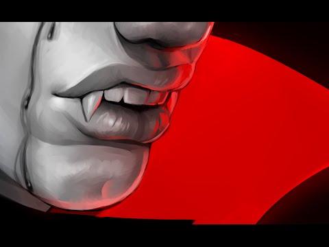 Speedpaint: [Vampire]