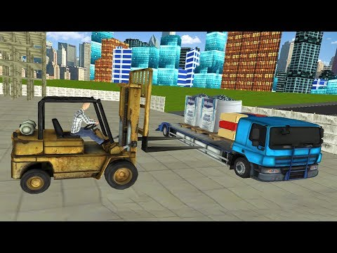 Construction Simulator City Truck Parking (by Imperial Arts Pty Ltd) Android Gameplay [HD]