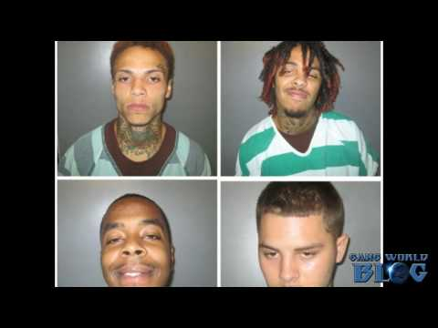 Gang members arrested after McDonald