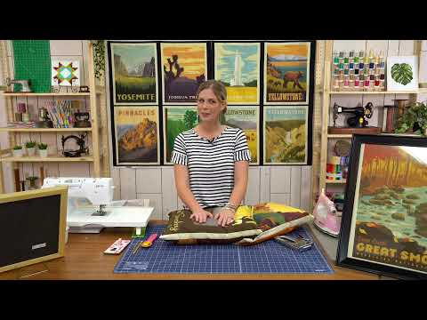 REPLAY: National Parks Panel Easy Home Decor Projects With Misty